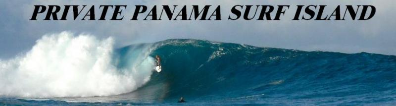 Private Panama Surf Island - Surfer Paradise