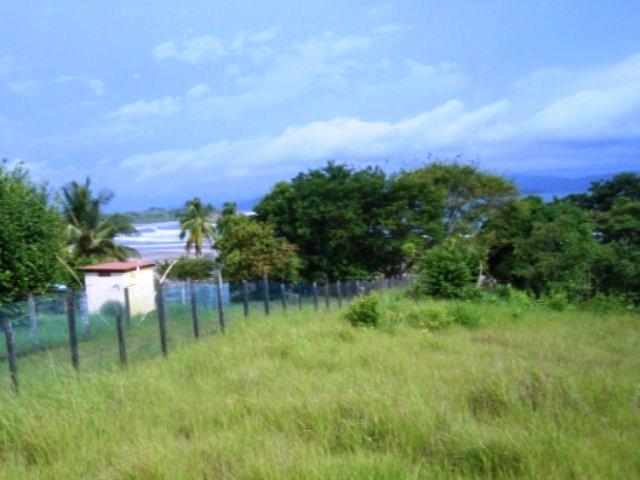 Ocean Front Lot